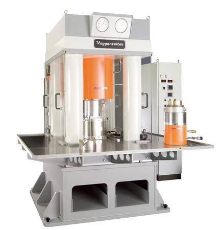MAVO LP1000 Multi Anvil Press