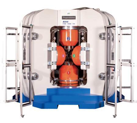 MAVO LPQ6-2400 六面顶压机